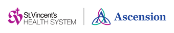 St. Vincent's, Ascension Logo